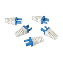 Platinum Tools Ez-RJ45 CAT6 Strain Reliefs 50 Pack Blue 100030B