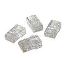 Platinum Tools EZ-RJ45 Cat5 / 5e Plug Connectors, 100 Pack 100003B
