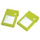 MUKii 2.5in HDD Protector, Green, 2 Pack ZIO-P210-GR