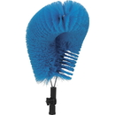 Vikan 53713 CIP Brush, Blue, Soft Bristles