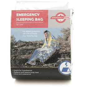 Emergency Zone Emergency Sleeping Bag