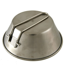 Emergency Zone Stainless Steel Sierra Cup
