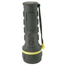 Emergency Zone Rubber Flashlight--D