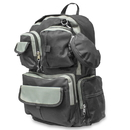 Emergency Zone Black Backpack