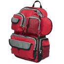 Emergency Zone Red Backpack