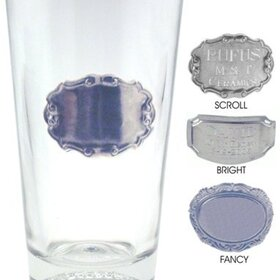 Engraved Gifts Direct 500394 16oz. Football Pub Pilsner Glass