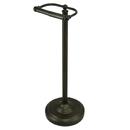 Kingston Brass CC2005 Pedestal Toilet Paper Holder, Oil Rubbed Bronze