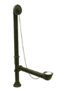 Kingston Brass CC2095 Clawfoot Tub Waste and Overflow Drain, Oil Rubbed Bronze