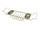 Kingston Brass CC2158 Clawfoot Tub Bath Tub Shelf, Satin Nickel