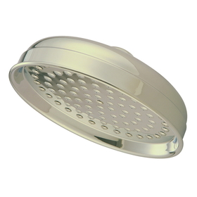 "Elements of Design DK1248 8"" Rain Drop Shower Head, Satin Nickel"