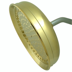 "Elements of Design DK1252 10"" Rain Drop Shower Head, Polished Brass"