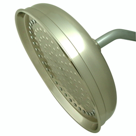"Elements of Design DK1258 10"" Rain Drop Shower Head, Satin Nickel"