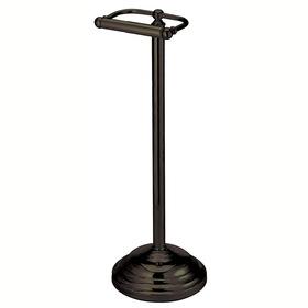 Elements of Design DS2005 Pedestal Toilet Paper Holder, Oil Rubbed Bronze