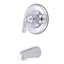 Elements of Design EB1631TO Single Handle Tub Faucet, Polished Polished Chrome, Polished Chrome