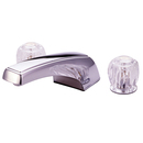 Elements of Design EB281 Two Handle Roman Tub Filler, Polished Chrome