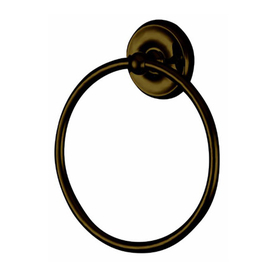 "Elements of Design EBA314ORB 6"" Towel Ring, Oil Rubbed Bronze"
