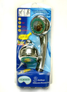Elements of Design EX-0132D Shower Kit with Adjustable Hand Shower, Polished Chrome Finish