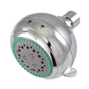 Elements of Design EX1652 Adjustable Fixed Shower Head, Polished Chrome Finish