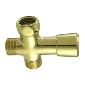 Kingston Brass K161A2 Shower Diverter, Polished Brass
