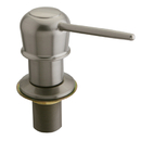 Kingston Brass SD1608 Decorative Soap Dispenser, Satin Nickel