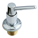 Kingston Brass SD8621 Decorative Soap Dispenser, Polished Chrome