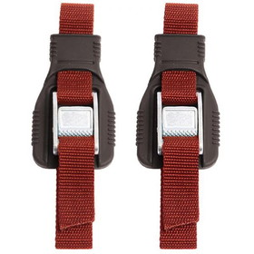 CAM STRAPS 9' RED 2PK by liberty mountain