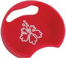 Splashguard Hibiscus Unvrs
