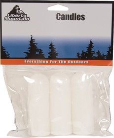LM REPLACEMENT CANDLES (3PK) by liberty mountain
