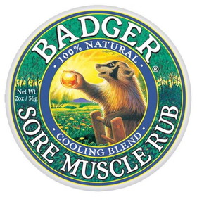 BADGER SORE MUSCLE COOL 2OZ by liberty mountain