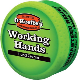WORKING HANDS CREME 3.4OZ JAR by liberty mountain