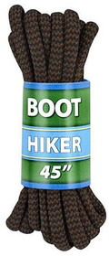 "ALPINE BOOT LACES 45"" BRN/BLK by liberty mountain"