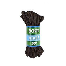 "ALPINE BOOT LACES 60"" BRN/BLK by liberty mountain"