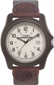 TIMEX MENS EXPED CAMPER-BROWN by liberty mountain