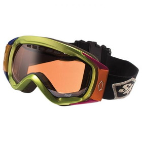TRANSFER GOGGLE GREEN AMB by liberty mountain