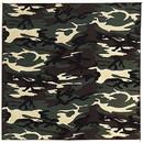 Woodland Camouflage Bandana