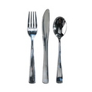 Hoffmaster 883252 Metallic Cutlery, Knives