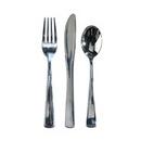 Hoffmaster 883310 Metallic Cutlery, Forks