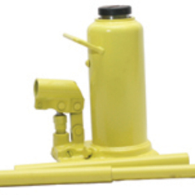 "Yellow Jackit 10858 20 Ton Bottle Jack, Min Height - 10 5/8"", Max. Height - 16 7/8"""