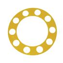 ESCO 50301 Chrome Wheel Protector, Standard