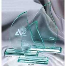 Custom Premium Jade Glass Award, 9 1/2