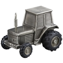 Custom Tractor Bank, PF, 3