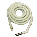 Built-in BIA-10, Hose, 30' Straight Suction Beige Complete W/ Ends