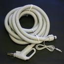 Built-in SZ130114030BCUG, Hose, 30' Gas Pump White 6' Pigtail Button Lock