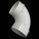 Built-in 765509W, Fitting, Medium Spigot 90 Deg