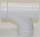 Built-in SV8048, Tee, 90 Deg Sweep White 45/Case