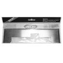Built-in VPFS01, Quickplate, Face Plate Stainless Steel