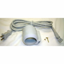 Built-in SH130-R01, Repair Kit, Corded Wall End 8' Cord & Cuff Gray