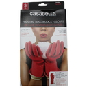Casabella 46000, Gloves, PAIR SMALL PINK WATER STOP PREMIUM