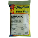 Dust Care USADB140, Paper Bag, Large Quick Clean Comm Canister 10PK