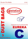 Eureka 817SW, Paper Bag, Eur Style C Mighty Mite Env 3PK